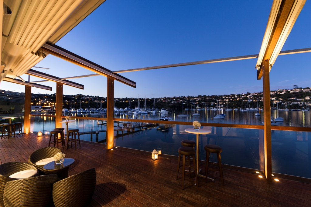TWO STUNNING SYDNEY WATERFRONT VENUES