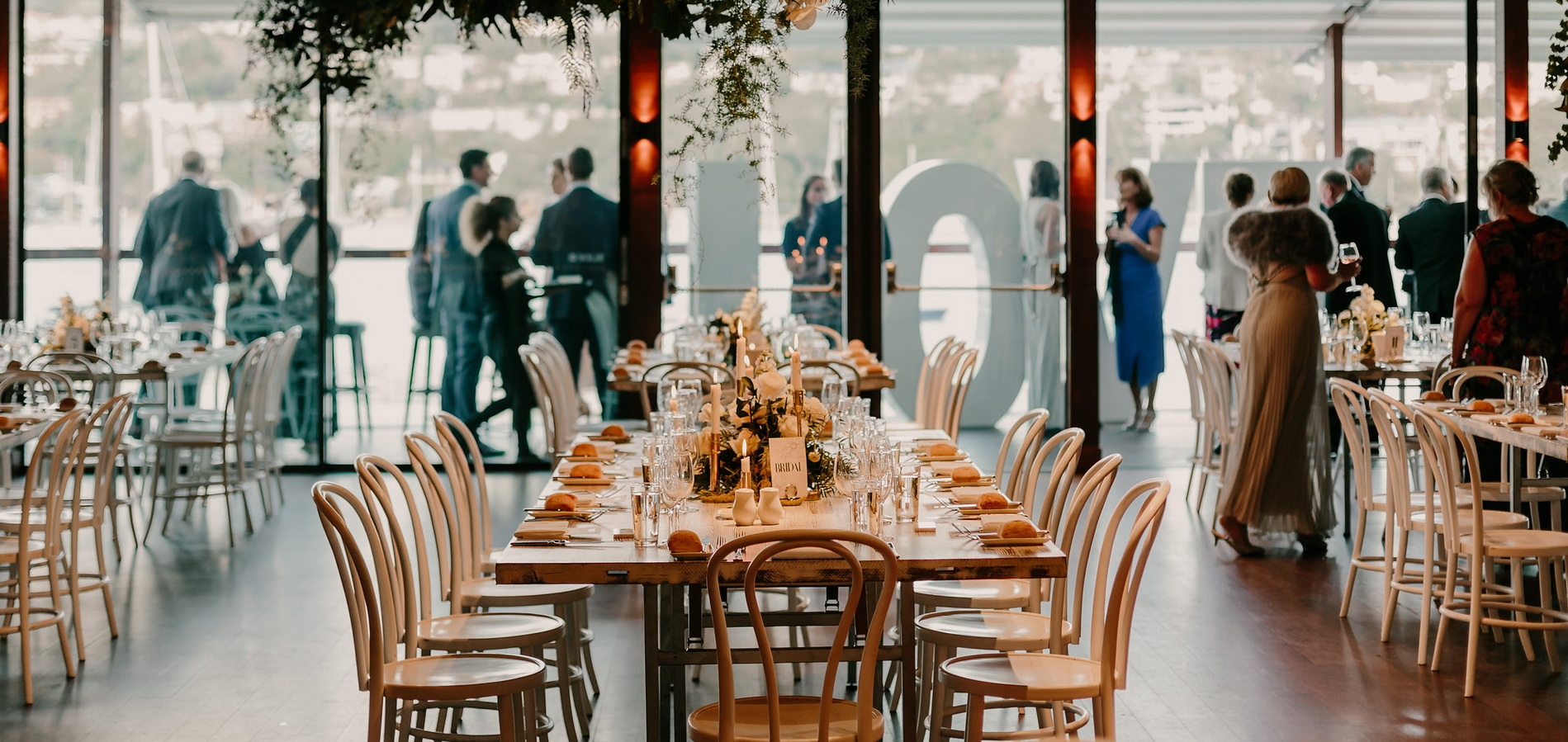 The Perfect Waterfront Wedding Venue